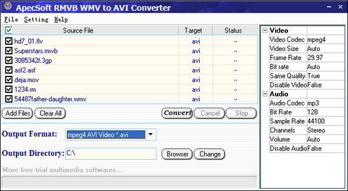 rmvb to avi converter